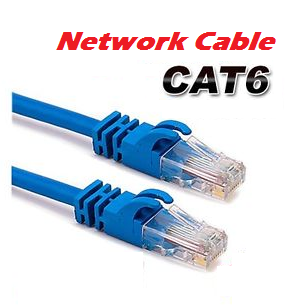 2.0M Cat6 Network Cable RJ45 to RJ45